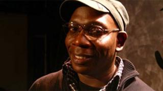 Comedian and impersonator Brian Babylon