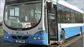 An Ulsterbus