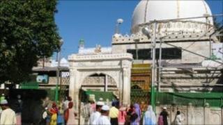 Ajmer shrine