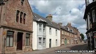 Fortrose. Pic: Undiscovered Scotland