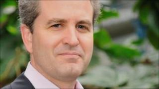 Professor Jonathan Baillie, Director of Conservation programmes at the Zoological Society of London