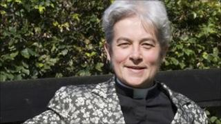 Frances Ward, Dean of St Edmundsbury
