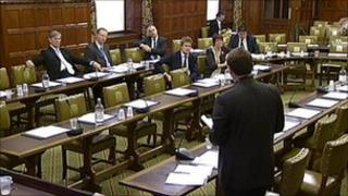 The MPs debating on Tuesday
