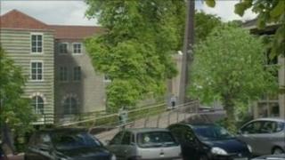 Bradford on Avon bridge design (town council idea)