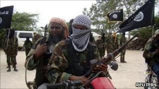 Al-Shabab in Mogadishu (21 October 2010)