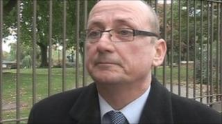 Harvey Jennings, Derby City Council leader