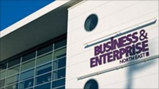Business and Enterprise North East HQ
