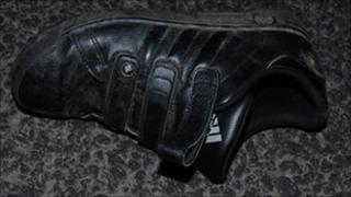 Mystery Adidas shoe