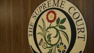 The Supreme Court's emblem