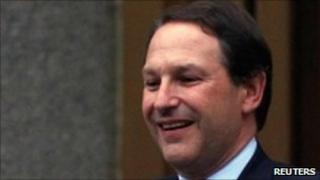 Citigroup banker David Wormsley