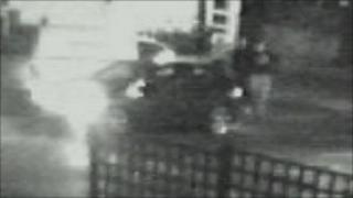 Great Broughton robbery CCTV