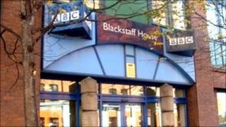 Blackstaff House is currently being leased to the BBC