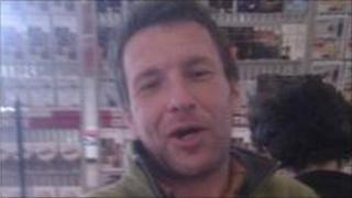 Gary Birdsall, 37, from London