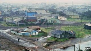 The Kuril Islands