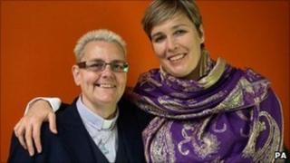 Sharon Ferguson and Franka Strietzel