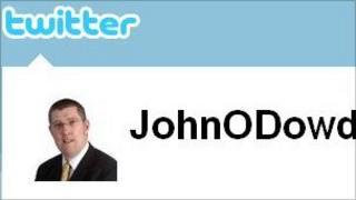 John O'Dowd Twitter feed
