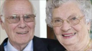 Roger and Elizabeth Sharratt