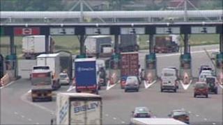 Severn Crossing tolls