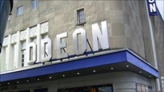 Odeon in Bath Street