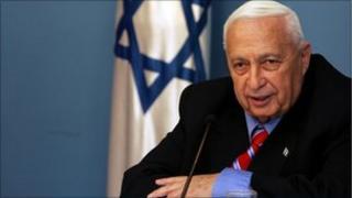 Ariel Sharon (2005)