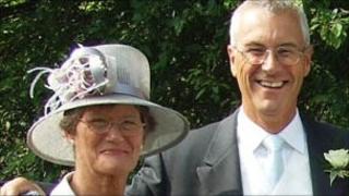 Glenis and Roger Freeman