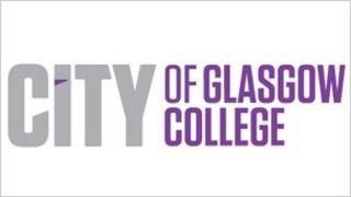 City of Glasgow College logo