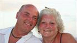 Edward and Elaine Davison