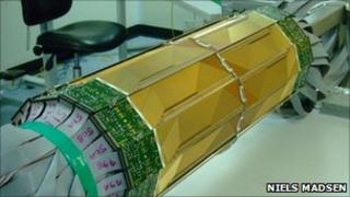 Alpha detector (Niels Madsen)