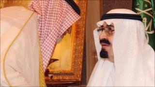 King Abdullah - 16 November 2010