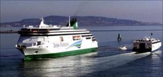 Irish ferry