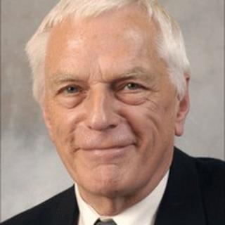Mayor of Prestatyn Mike Eckersley