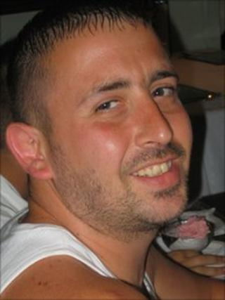 Andreas Fantousi who was fatally stabbed in Tunstall