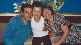 The Wheeler family
