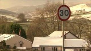 Cerrigydrudion, county Conwy