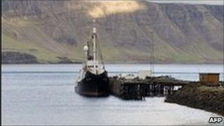 Scene north of Reykjavik (file photo)