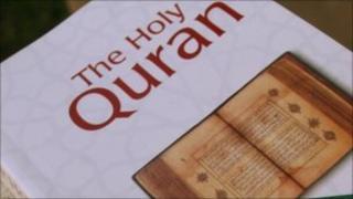 An English language version of the Koran-generic