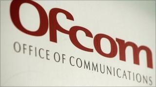 Ofcom logo