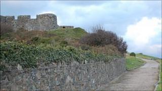 Vale Castle