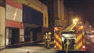 Lonsdale Cinema fire
