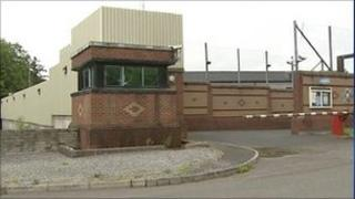 Belleek Police Station