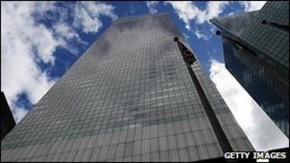 Citigroup HQ Manhattan