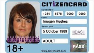 Guernsey CitizenCard sample