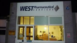 West Pharmaceutical Services factory