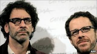 Joel (l) and Ethan Coen