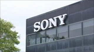 Sony's Pencoed plant