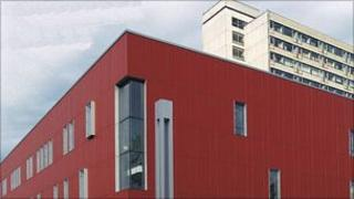 The Hoechst hospital (image from hospital website)