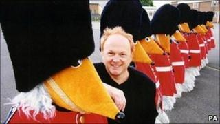 Mike Batt with The Wombles