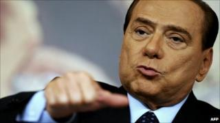 Silvio Berlusconi (24 November 2010)