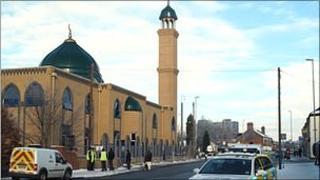 Regent Road mosque