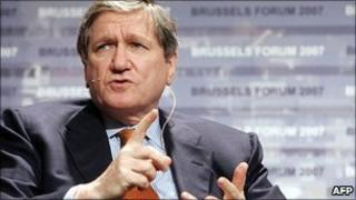 Richard Holbrooke in 2007